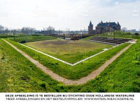 Bastion Muiderslot, Muiden